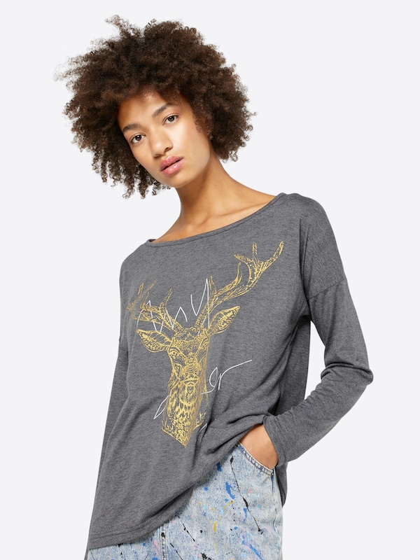 miss goodlife Shirt 'My deer'
