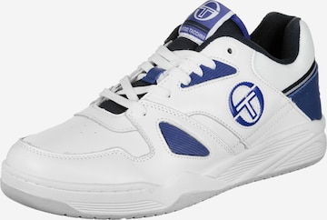 Sergio Tacchini Sneaker 'Top Play LTH' in Weiß