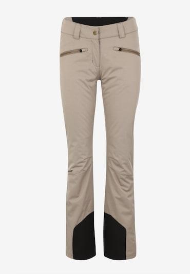 ZIENER Spodnie sportowe 'TAIRE lady' w kolorze jasnobrązowym, Podgląd produktu