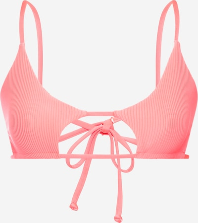 Bikinio viršutinė dalis 'Willa' iš Frankies Bikinis , spalva - koralų splava, Prekių apžvalga