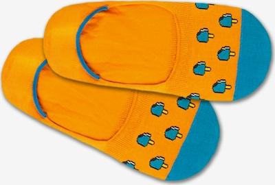 kék / narancs DillySocks Titokzoknik 'Hidden Ice', Termék nézet