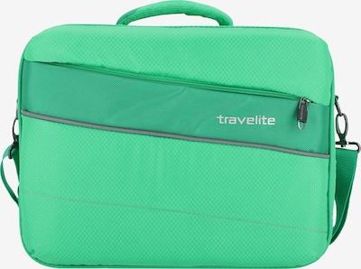 TRAVELITE Flugumhänger 'Kite' in hellgrün, Produktansicht