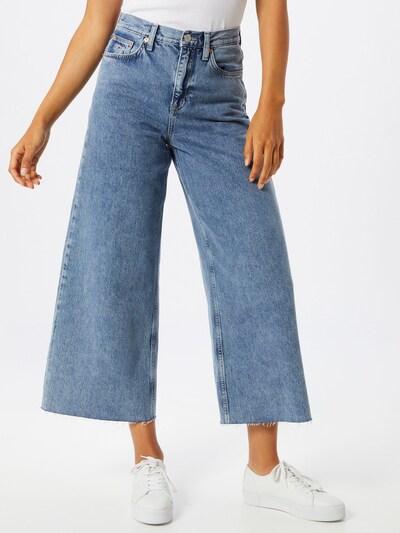 Tommy Jeans Jeans 'MEG' in blue denim, Modelansicht