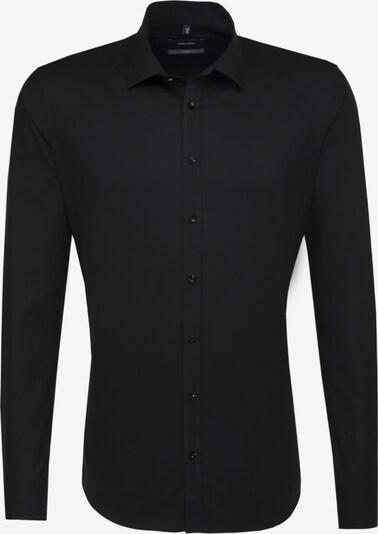 SEIDENSTICKER Koszula biznesowa  X-Slim  w kolorze czarnym 5LhVJUVY