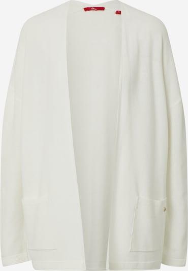 s.Oliver Kardigan w kolorze kremowym, Podgląd produktu