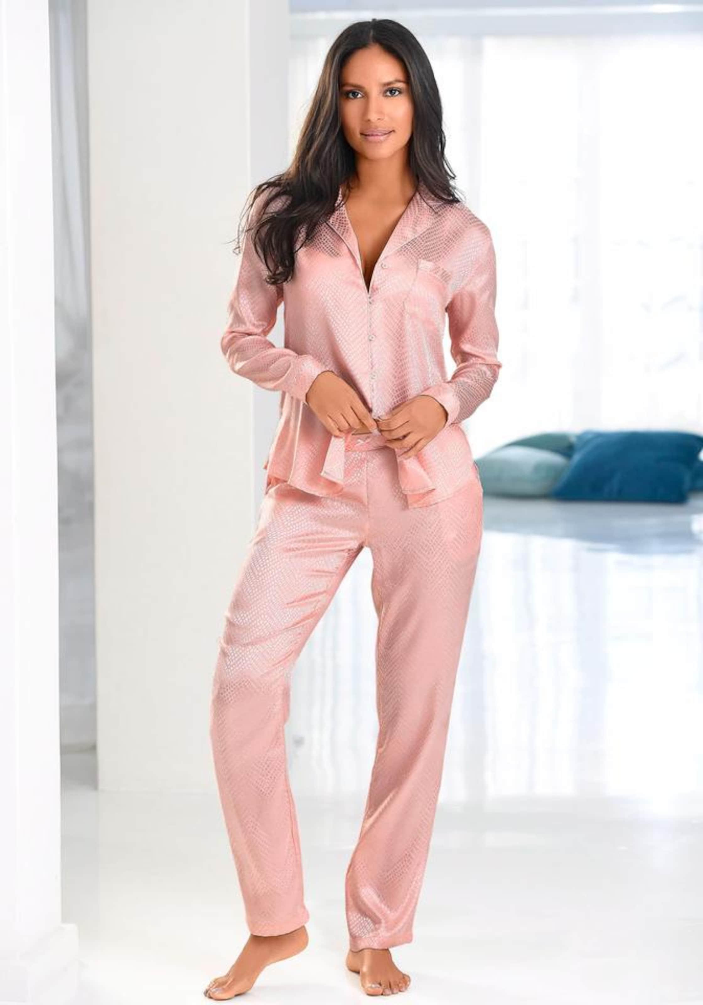 Billig Einkaufen LASCANA Pyjama Günstiger Versand Auslass Finish Online Billigsten 71qjZycAu