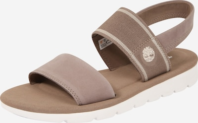 TIMBERLAND Sandale 'Lottie Lou' in taupe, Produktansicht