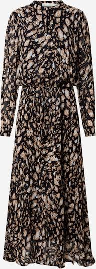 InWear Kleid 'ClariceI' in beige / schwarz / weiß, Produktansicht