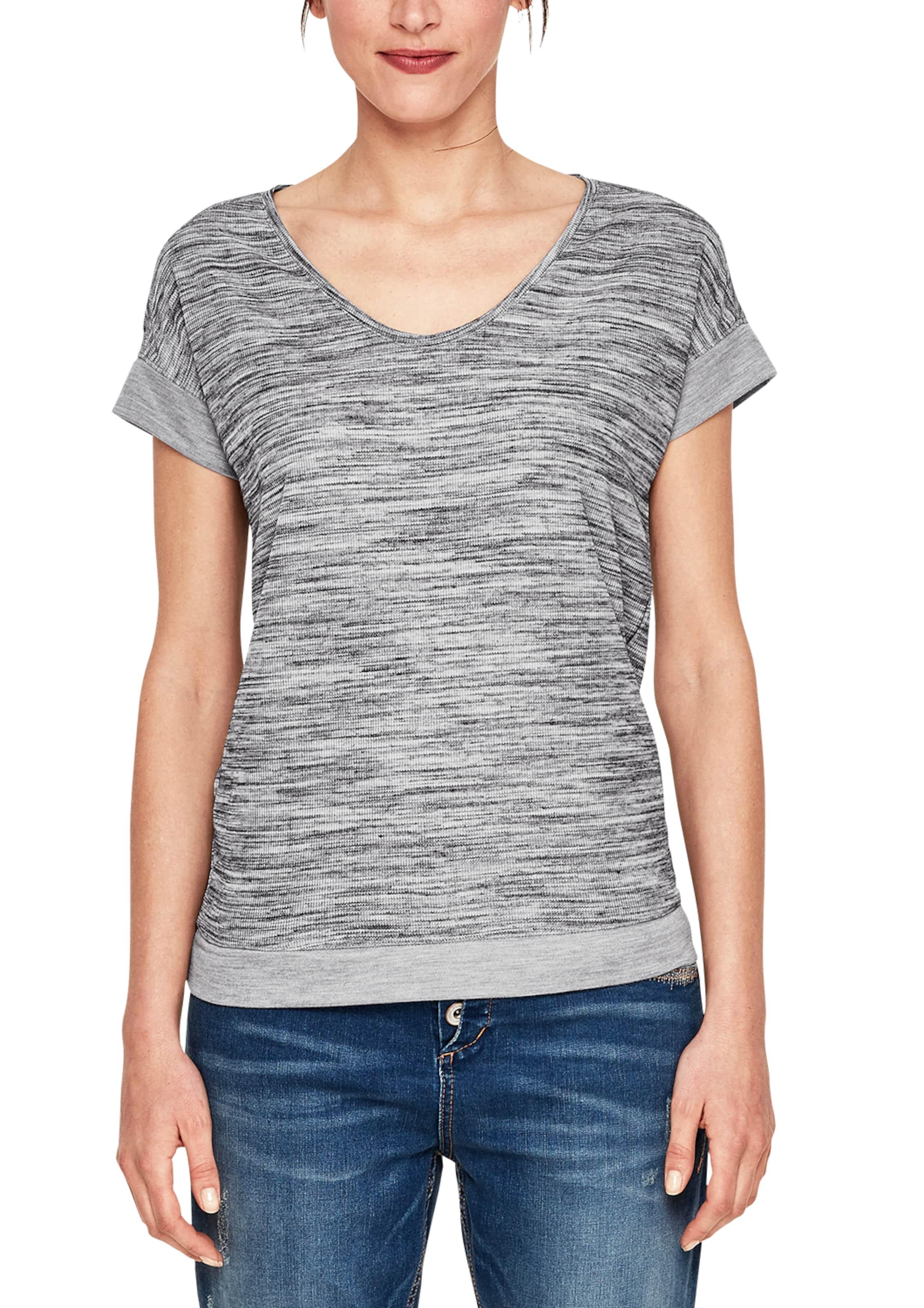 Erhalten Verkauf Online Kaufen s.Oliver RED LABEL Shirt in Strick-Optik Billig Eastbay Zum Verkauf Countdown-Paket Zum Verkauf Versorgung Günstiger Preis yt9enhxRa