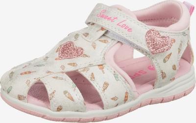 Sprox Sandalen in rosa, Produktansicht