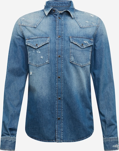 Pepe Jeans Hemd 'NOAH' in blau, Produktansicht