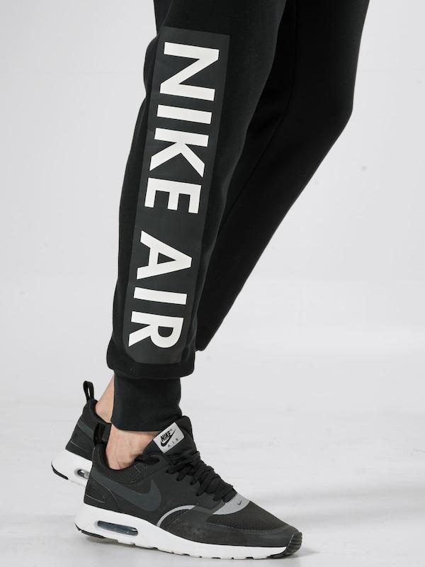Nike Sportswear Jogginghose in schwarz weiß   ABOUT YOU