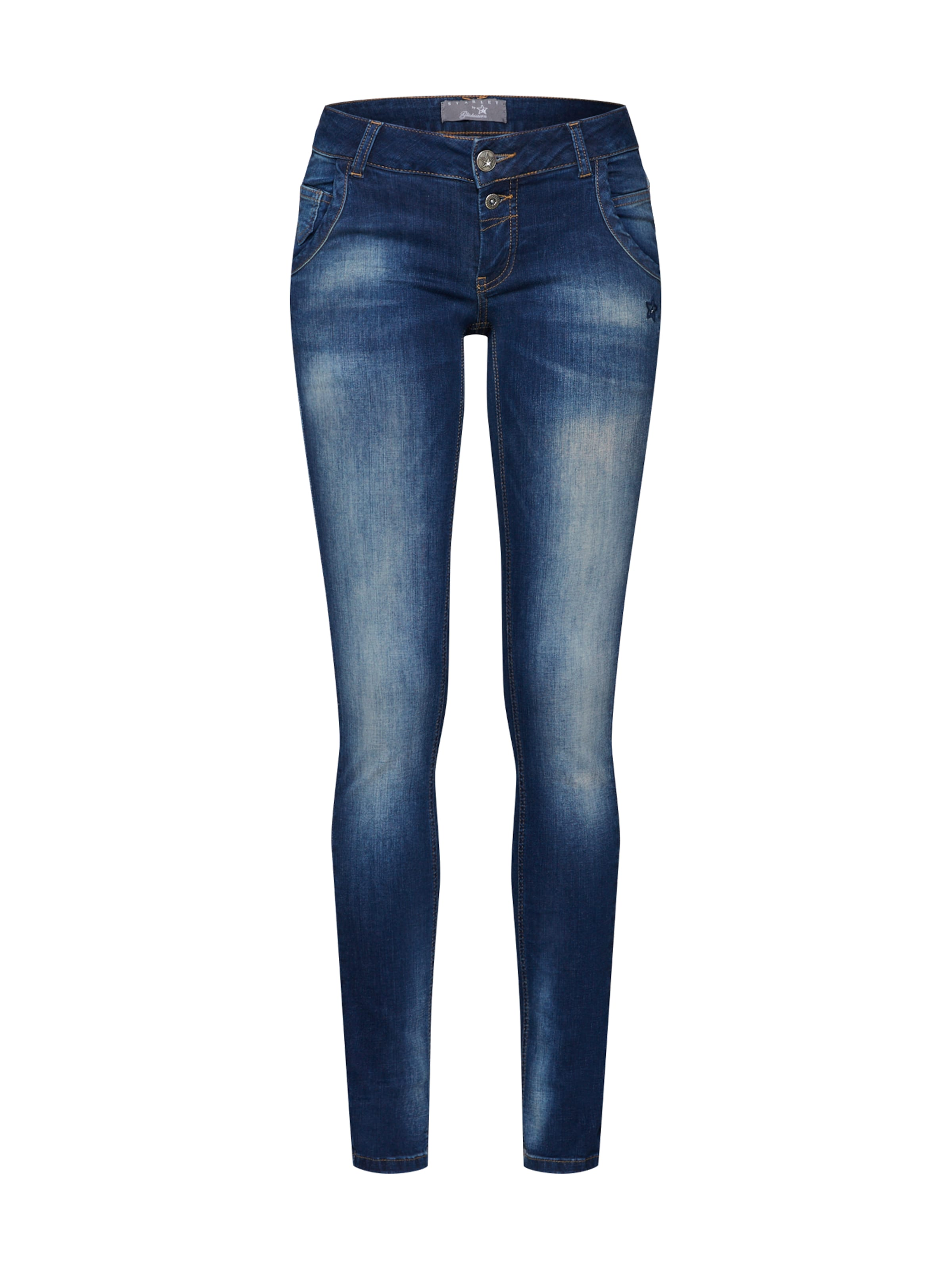 Jeans Denim 'pia' Glücksstern In Blue DH9E2IYW