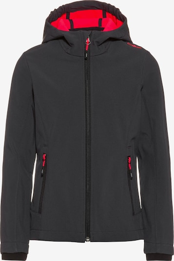 CMP Jacke in neonorange / schwarz, Produktansicht