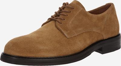 SELECTED HOMME Sportovní šněrovací boty 'SLHFILIP SUEDE DERBY SHOE B' - písková, Produkt