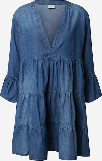 JACQUELINE de YONG Dress 'SAINT' in Blue denim, Item view