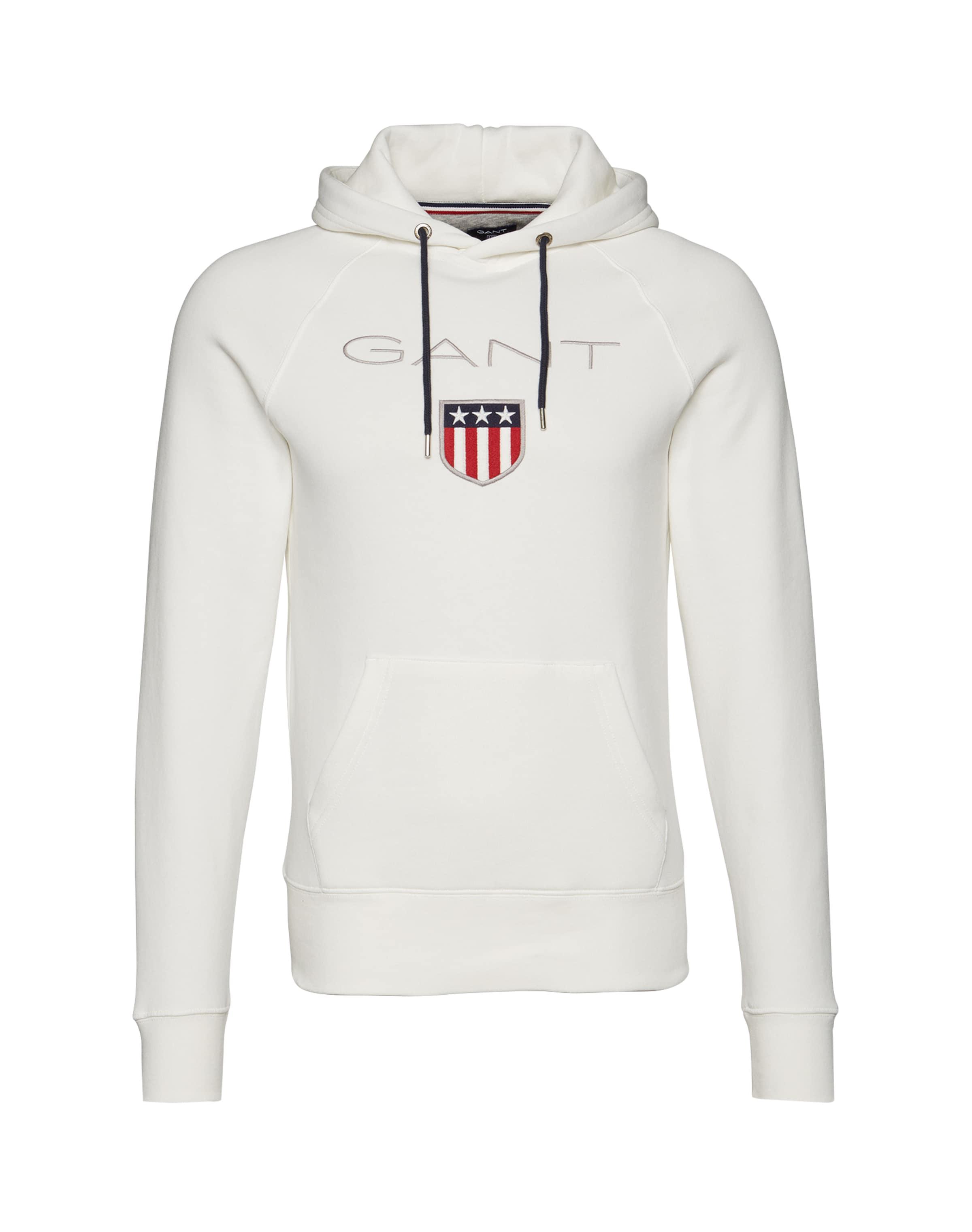 Neueste GANT Kapuzen-Sweatshirt Offizielle Online JJc131sfi