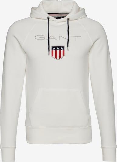GANT Sweatshirt in weiß, Produktansicht