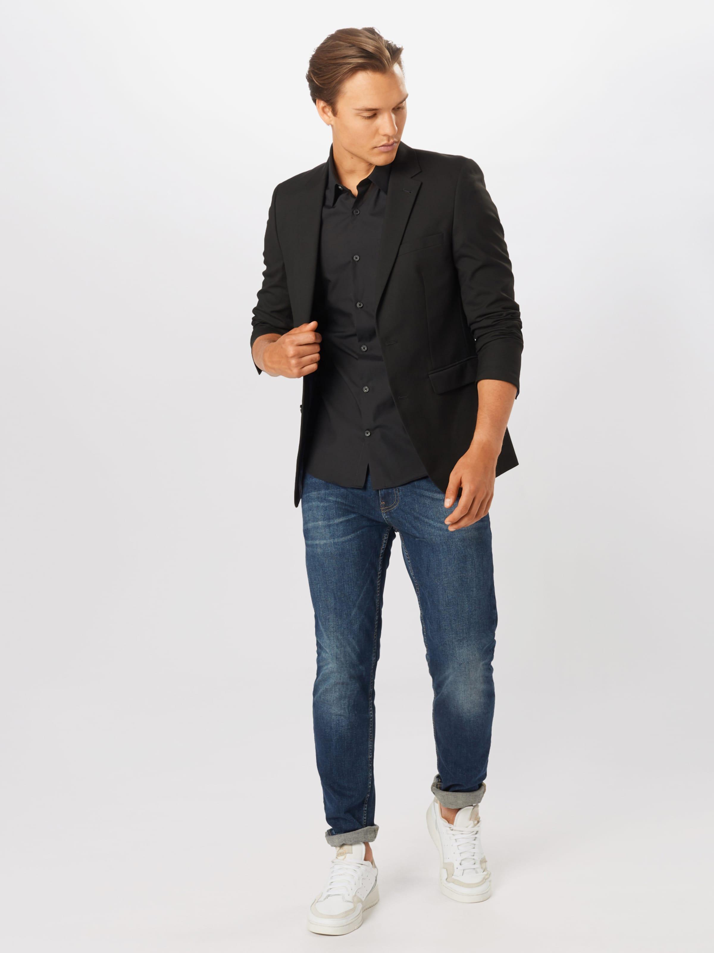 BURTON MENSWEAR LONDON Skjorta i svart