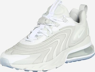 NIKE Buty sportowe 'Air Max 270 React' w kolorze platynowy / białym, Podgląd produktu