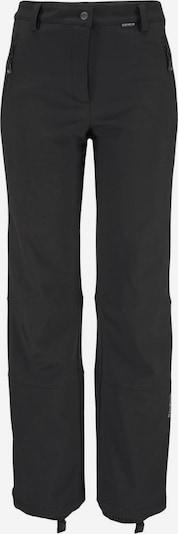 ICEPEAK Skihose 'Riksu' in schwarz, Produktansicht