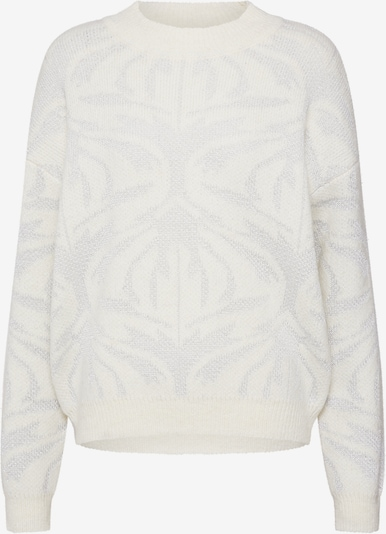 OBJECT Pullover 'ALISTER' in offwhite, Produktansicht