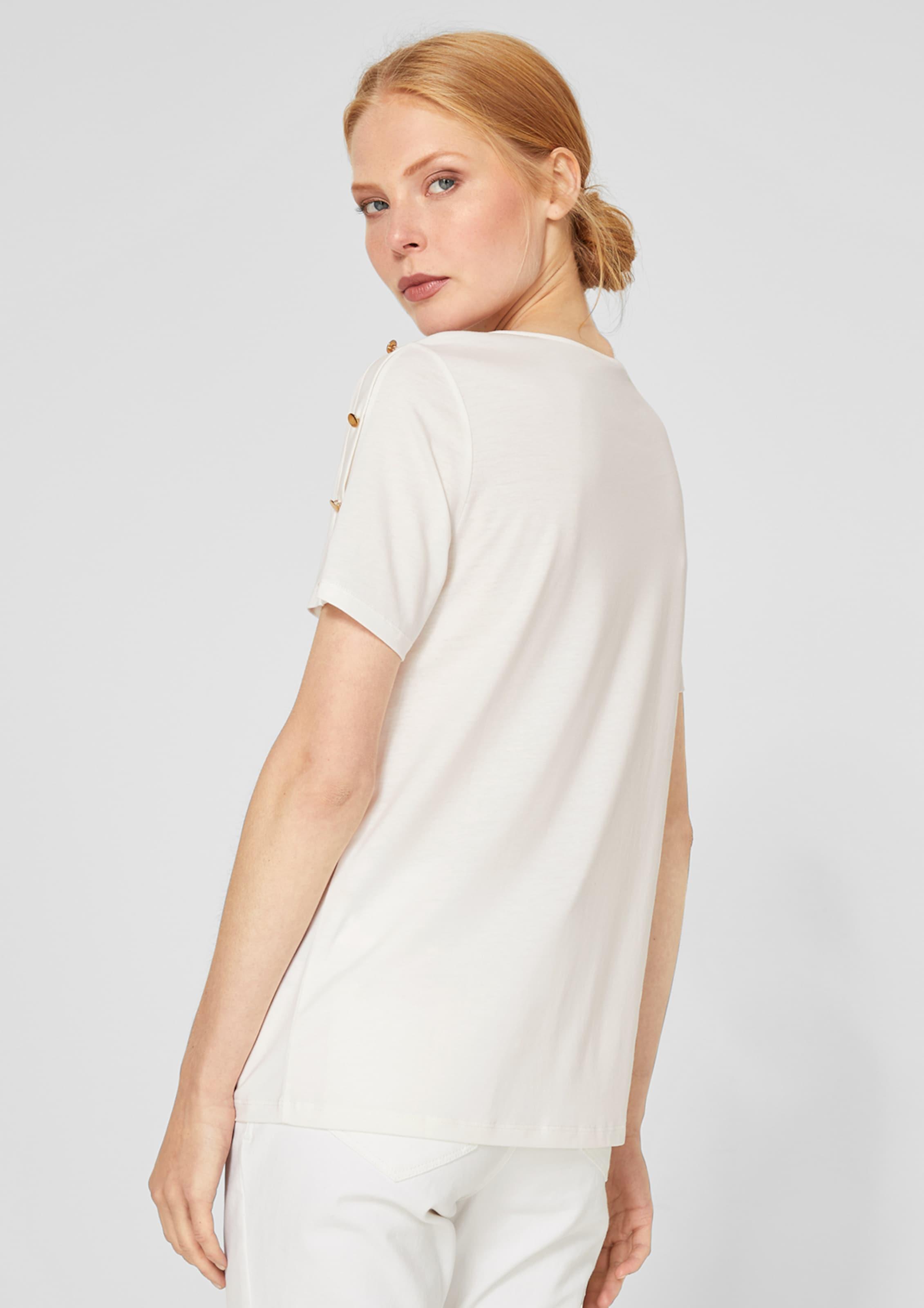 oliver Black Weiß T In Label shirt S 34jAq5RLc