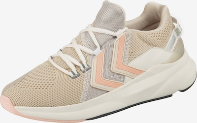 Hummel Sports shoe in Beige / Light grey / Coral / natural white, Item view