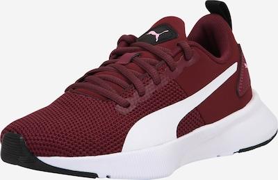 PUMA Športová obuv 'Flyer Runner' - vínovo červená / šedobiela, Produkt