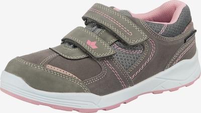 LICO Sneaker in grau / rosa, Produktansicht