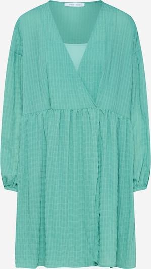 Samsoe Samsoe Jurk in de kleur Turquoise, Productweergave