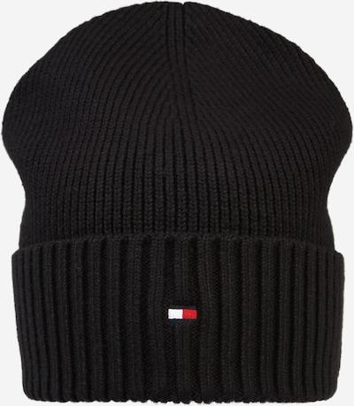 TOMMY HILFIGER Kape | črna barva, Prikaz izdelka