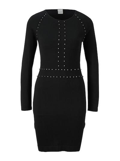 heine Adīta kleita pieejami melns: Priekšējais skats