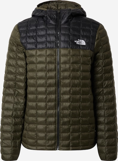 THE NORTH FACE Jacke 'ThermoBall™ Eco' in khaki / schwarz, Produktansicht