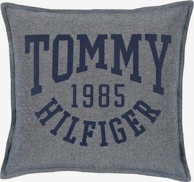 TOMMY HILFIGER Kissen 'Denim Attitude' in blue denim, Produktansicht