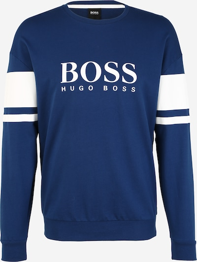 BOSS Sweatshirt 'Authentic 102085' in blau, Produktansicht