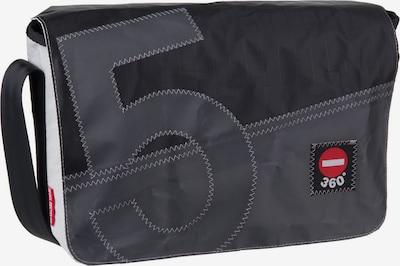 360 Grad Umhängetasche 'Barkasse Mini' in schwarz, Produktansicht