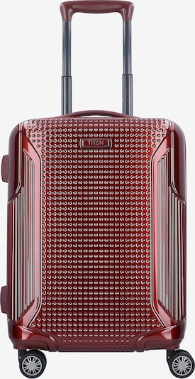 TITAN Kabinentrolley 'Cody' in rot, Produktansicht