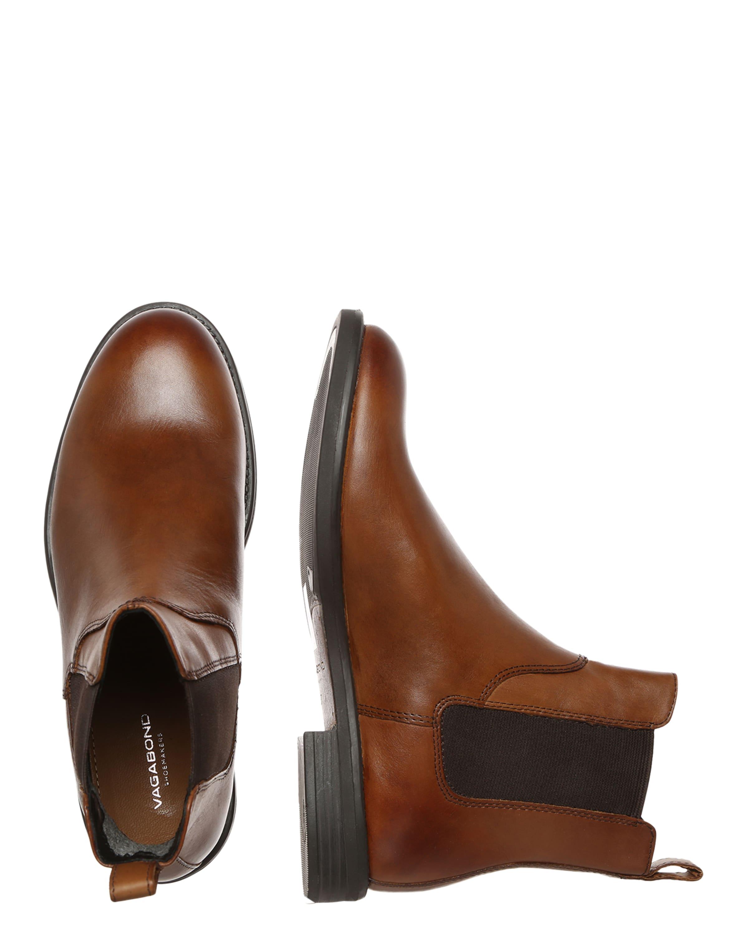 En Vagabond Shoemakers Boots Cognac Chelsea 'amina' rQCxBEdoeW