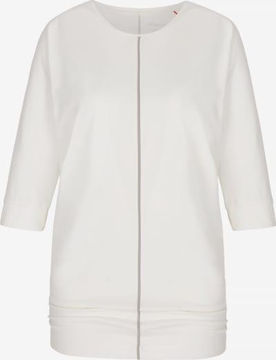 YOGISTAR.COM Long-shirt Batwing - Ivory in perlweiß, Produktansicht