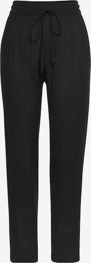 s.Oliver Strandhose in schwarz, Produktansicht