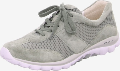 GABOR Sneakers in pastellgrün / pastellpink, Produktansicht