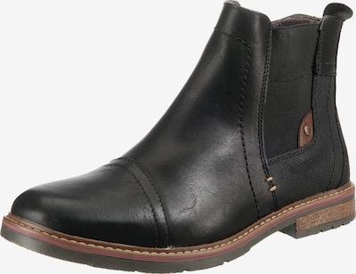 Relife Chelsea Boots in schwarz, Produktansicht