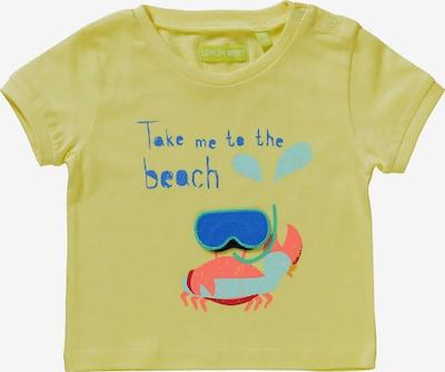 LEMON BERET Shirt in blau / hellblau / zitrone / mischfarben / koralle, Produktansicht