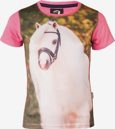 HORKA T-Shirt in mischfarben / pink, Produktansicht