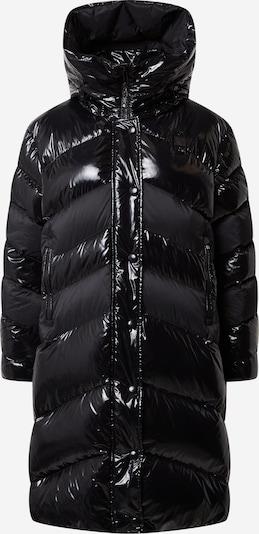 Blauer.USA Mantel in schwarz, Produktansicht