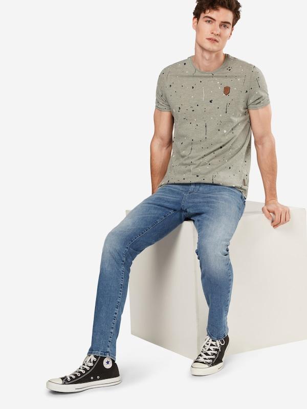 Kurt Gris 'ali Kral' shirt En T Naketano YWEI9DH2