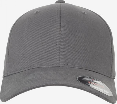 Flexfit Cap 'Brushed Twill' in grau, Produktansicht