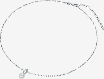 Valero Pearls Kette in silber / perlweiß, Produktansicht