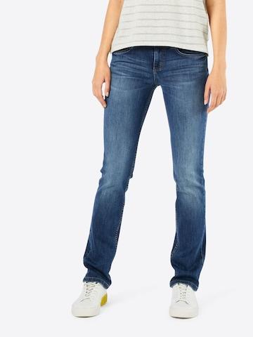 TOM TAILOR Jeans 'Alexa' in Blauw